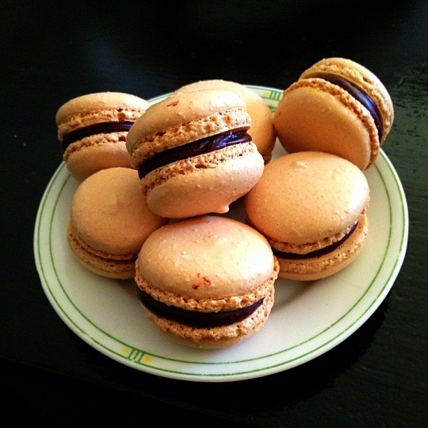 #macarons #selfmade #delicious