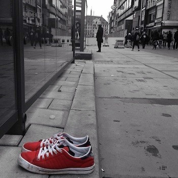 Shoes Damrak Amsterdam